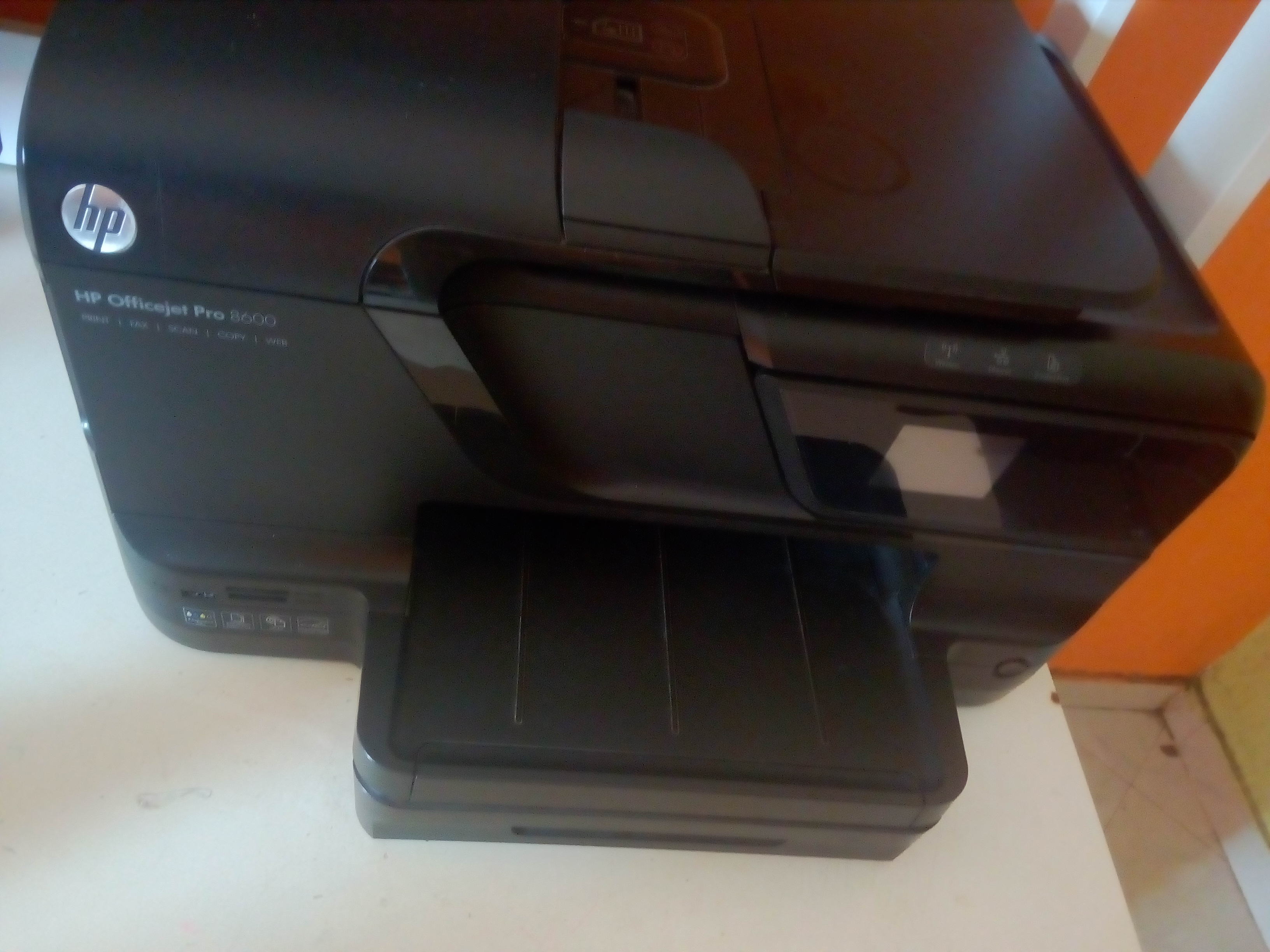 Vendo impressora HP Officejet 8600