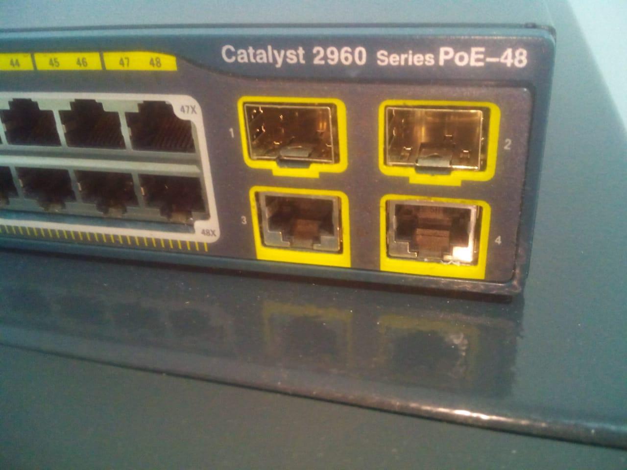 Switch Catalyst