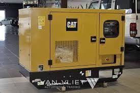 Gerador e Giradores industrial Cat e Caterpillar Motor Silencioso