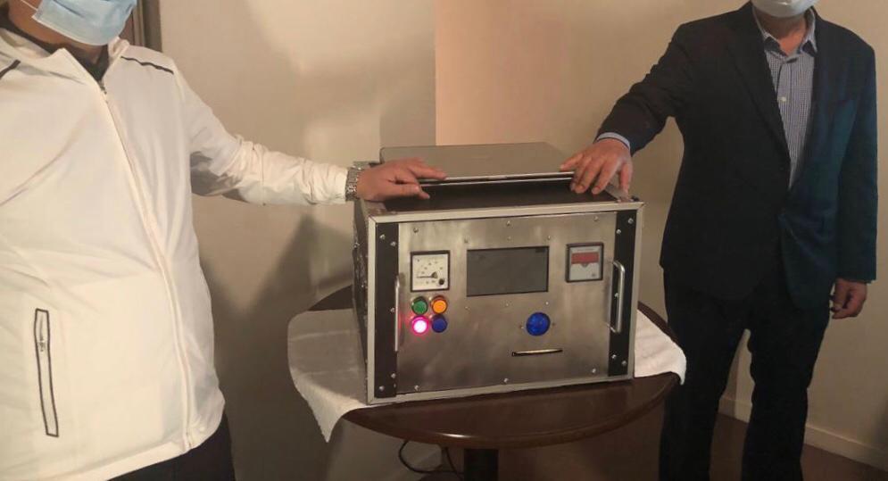 SOLUÇÃO DE LIMPEZA UNIVERSAL SSD – Machine 4D/5D