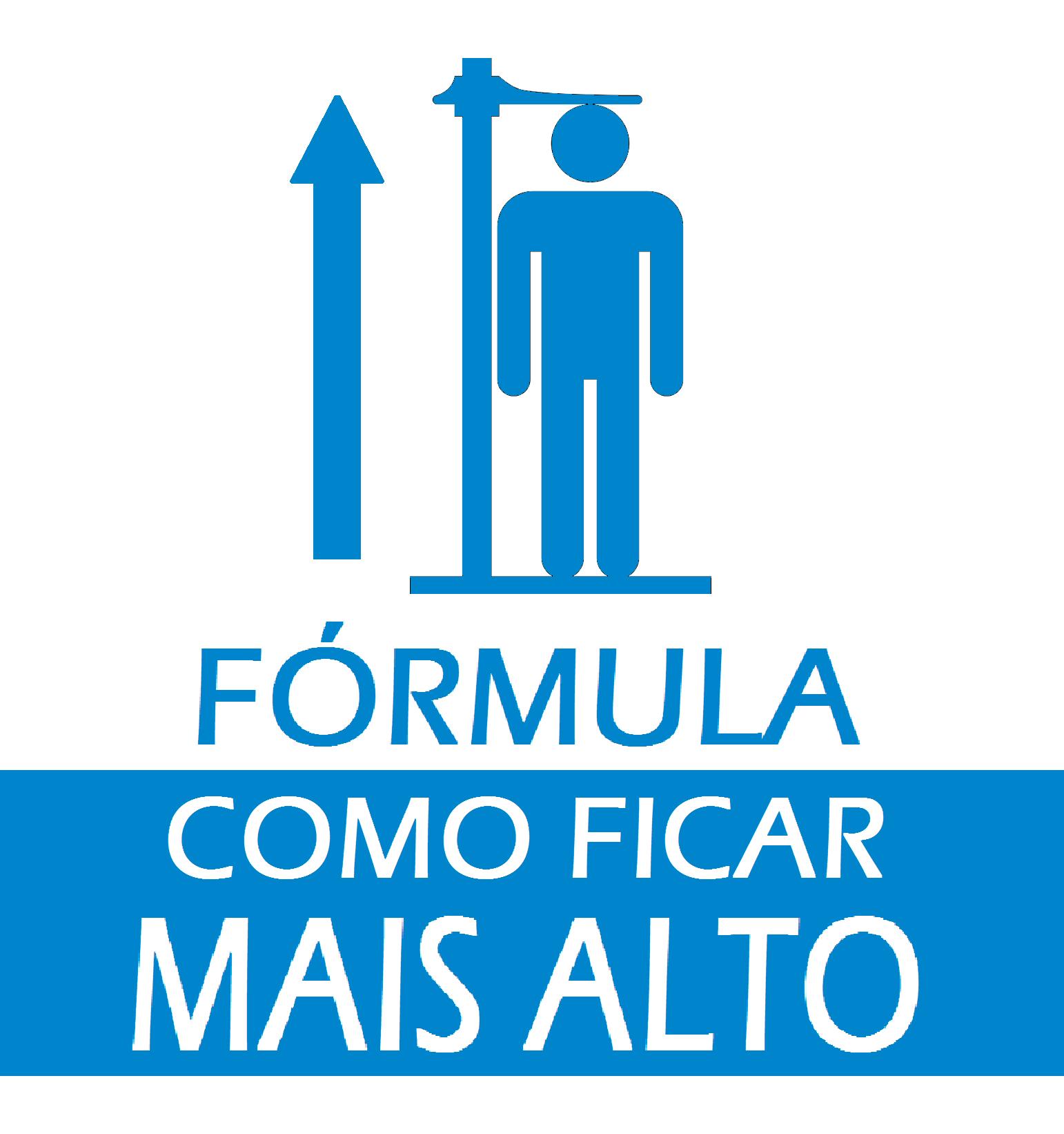 Fórmula Como Ficar Mais Alto