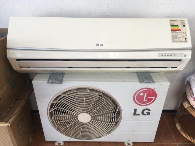 Ar Condicionado 9 btus de marca LG