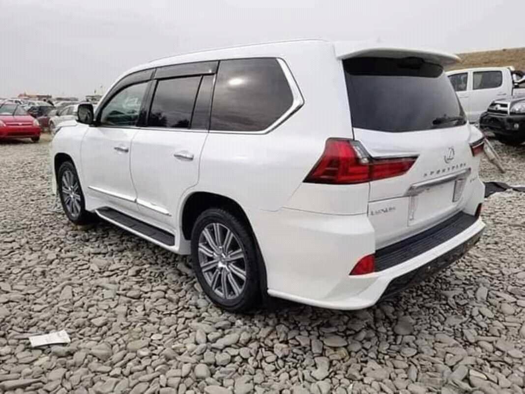 Lexus Sport Plus