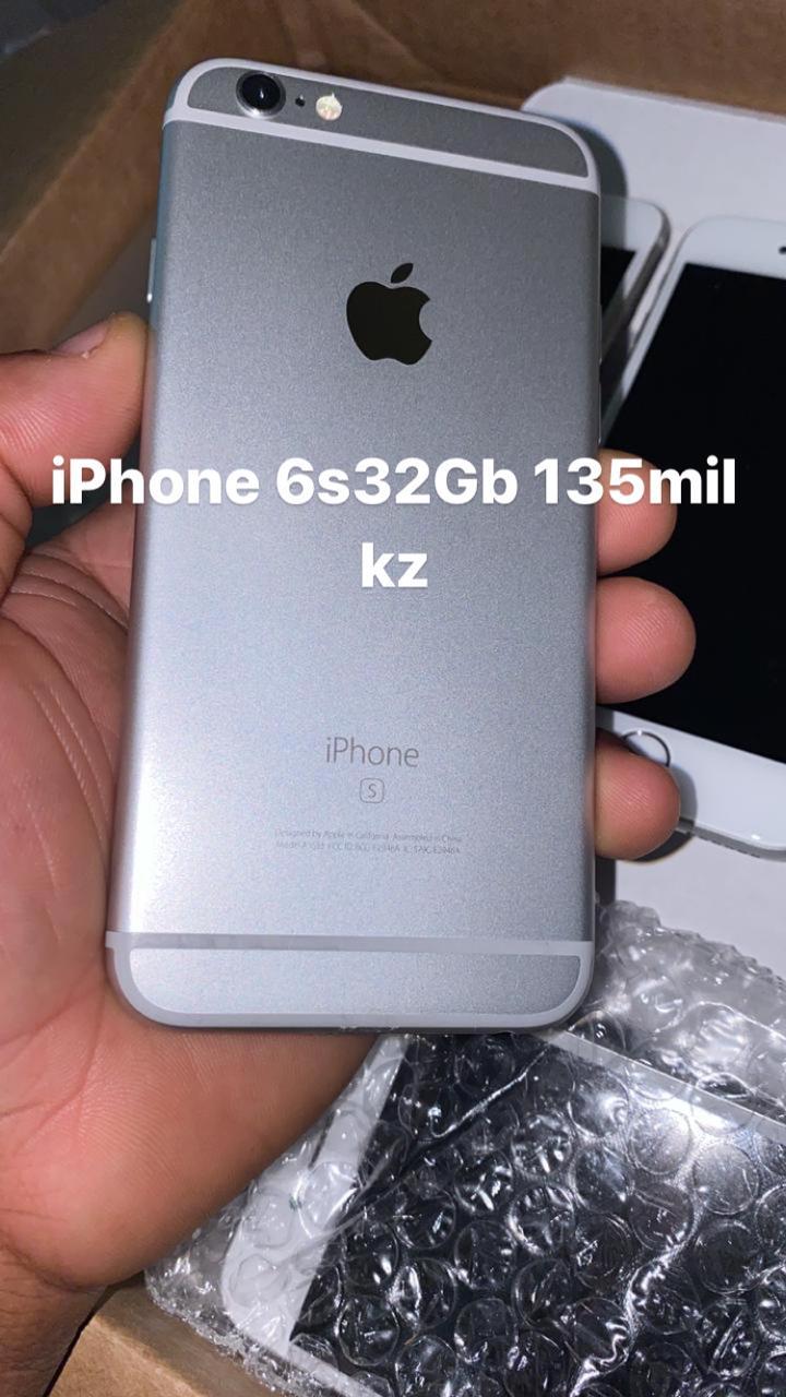 Iphone 6s novos