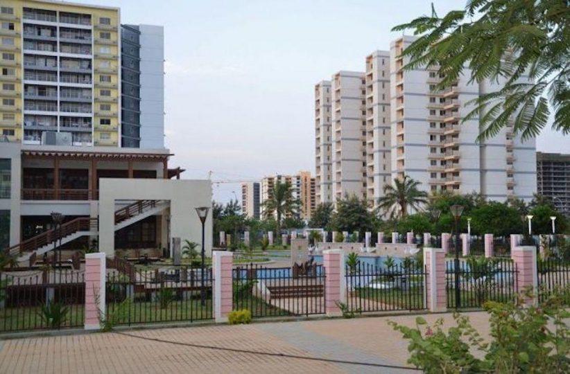 Apartamento em arrendamento na vida pacifica (zango zero)