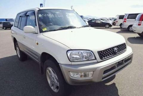 Toyota Rav4 familiiar a venda