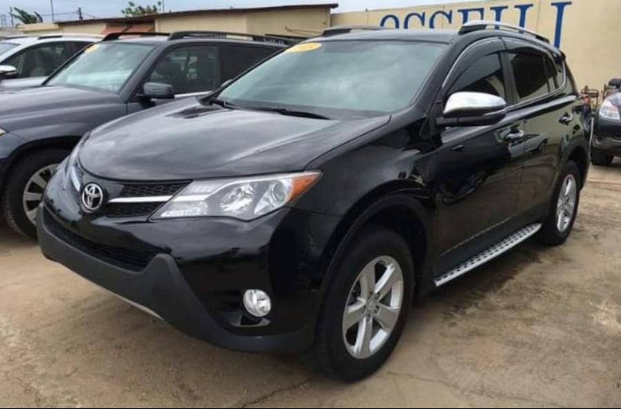 Toyota Rav4 Limited a venda