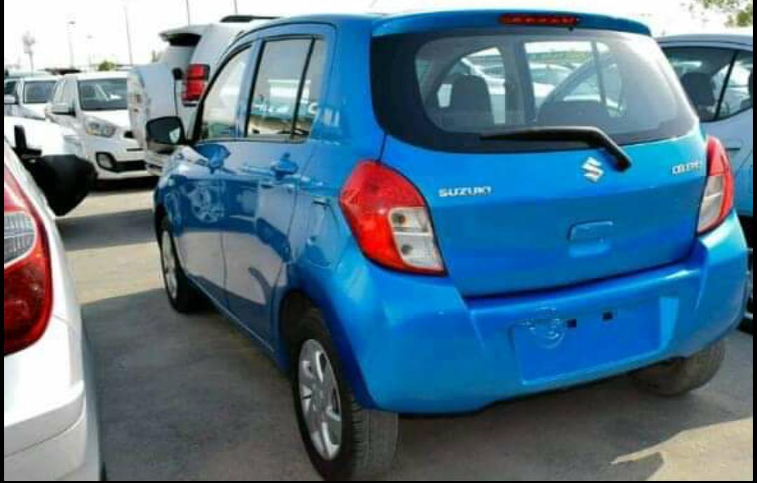 Suzuki Celeiro a venda