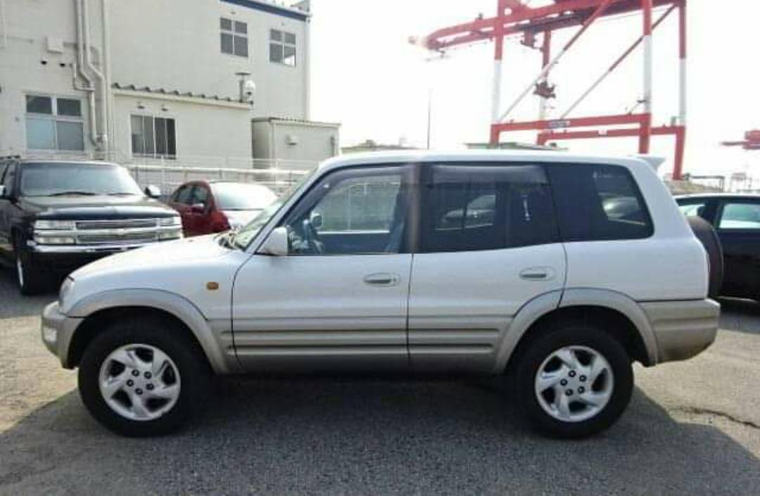 Toyota Rav4 familiiar a venda 943357907