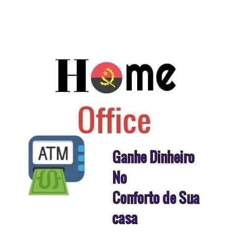Home office (trablho em casa)