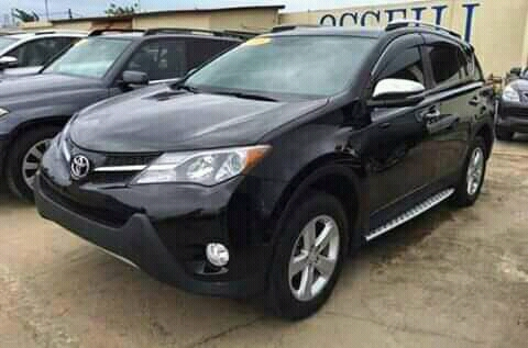 Toyota Ravel Awd Limited