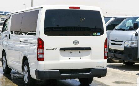 Toyota Hiace Quadradinho 943357907..993941241