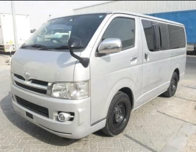 Toyota Hiace Quadradinho a venda 943357907..993941241
