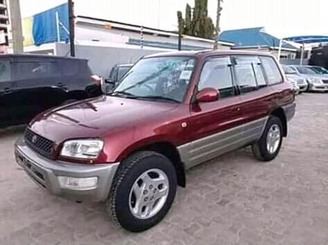Toyota Rav4 Familiar a venda 943357907
