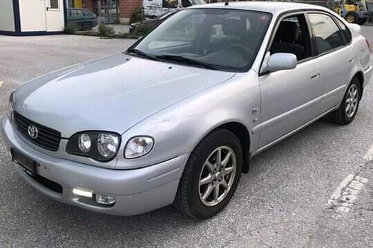 Toyota Corolla a venda 932453628