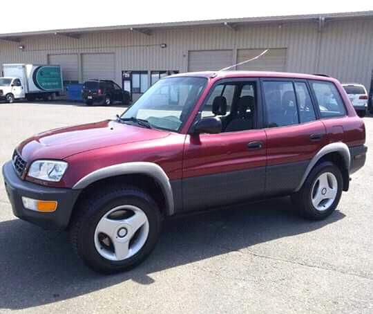 Toyota Rav4 Familiar a venda 932453628