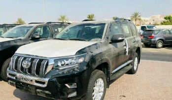 Toyota Land Cruiser T.X.L