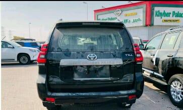 Toyota Land Cruiser T.X.L
