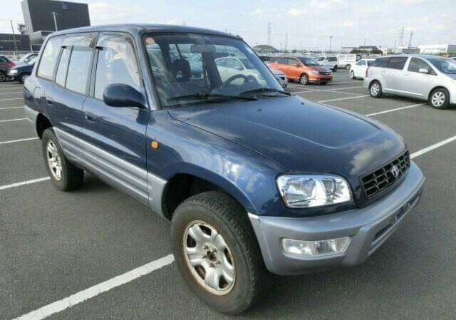 Toyota Rav4 Familiar a venda