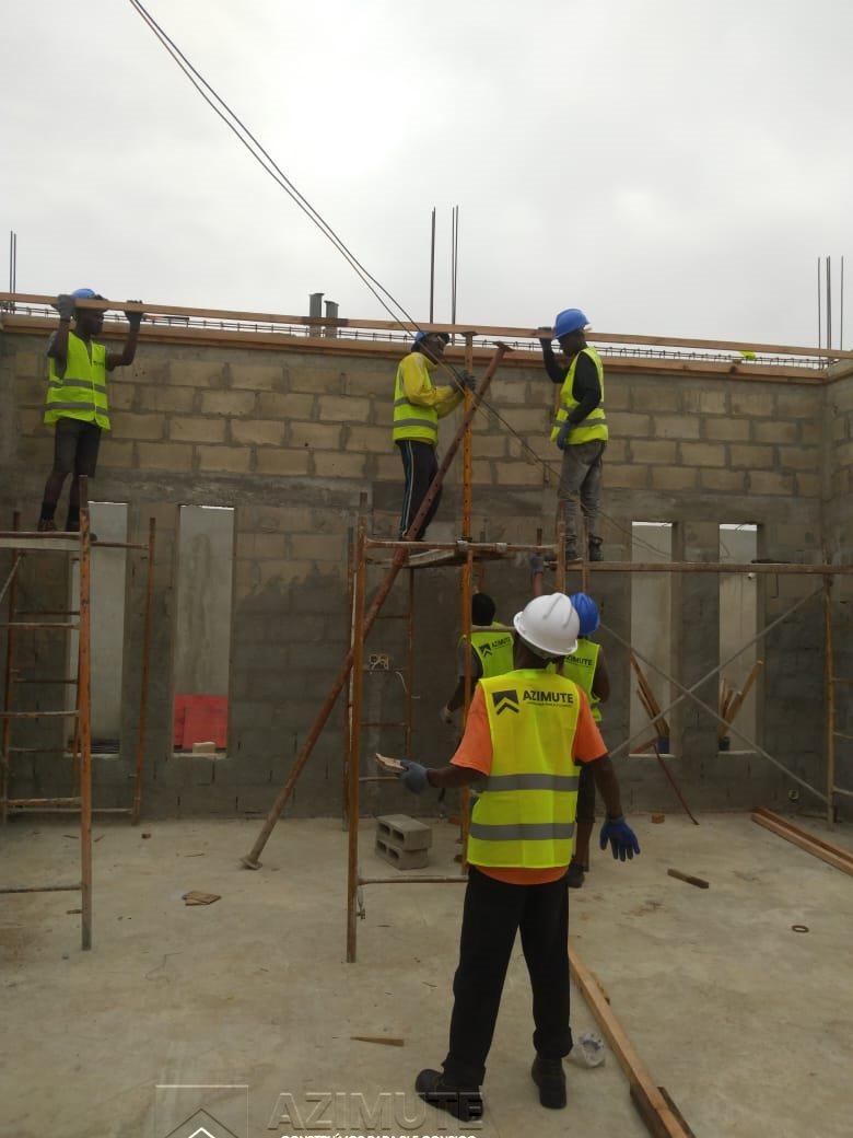 Serviços de Construção Civil e Engenharia