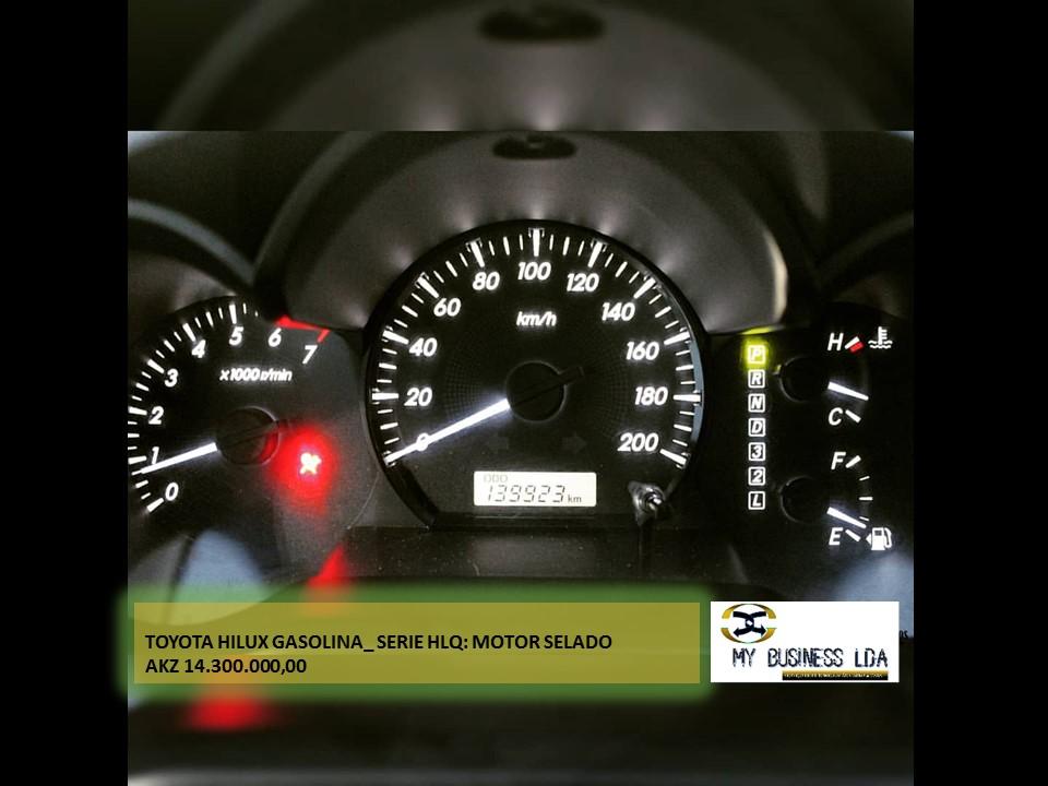 TOYOTA HILUX   Motor selado