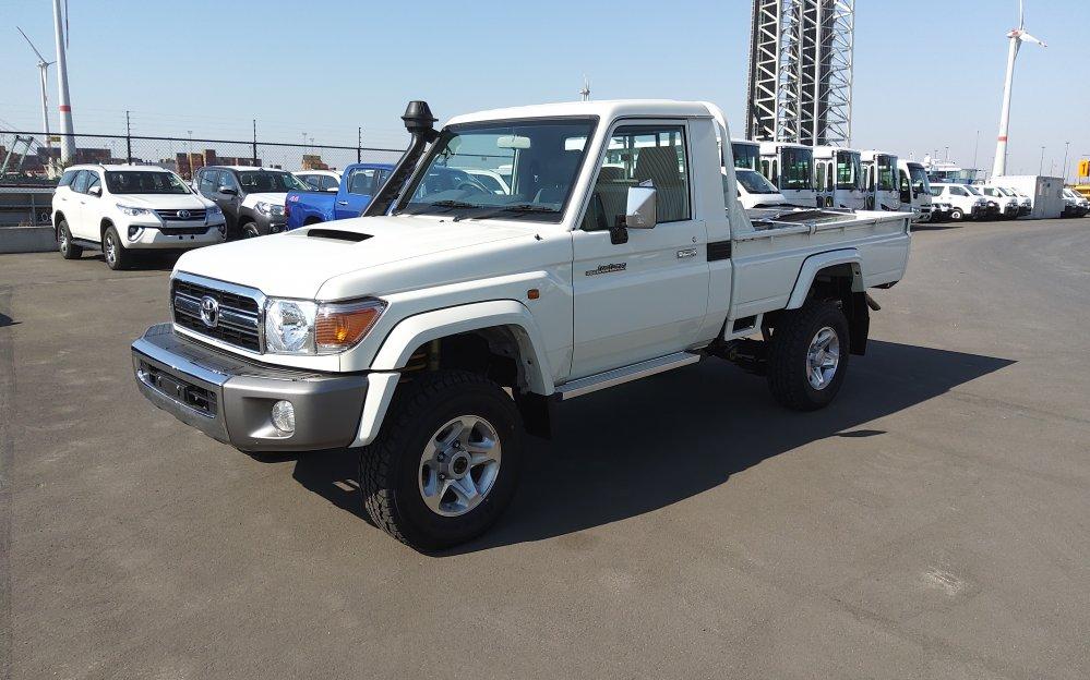 Toyota Land-Cruiser a venda 943357907