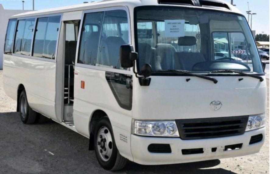 Toyota Coaster a venda 932453628