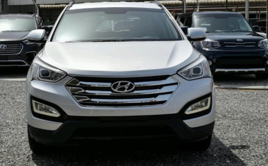 Hyundai Santa Fé a venda 932453628