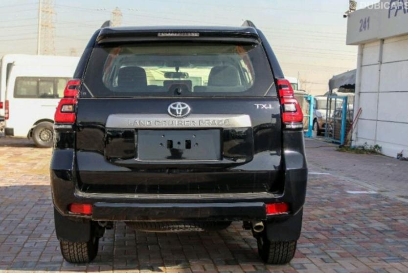Toyota Prado a venda 943357907