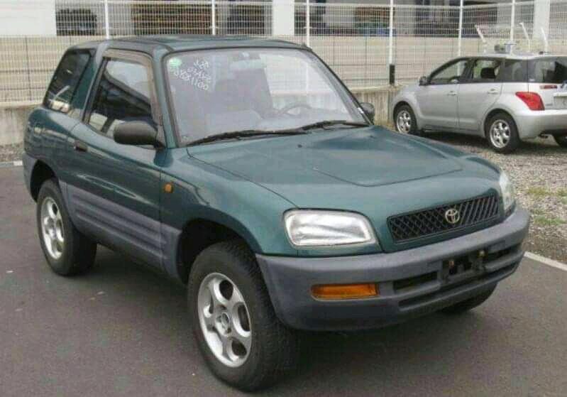 Toyota Rav4 Desportivo 932453628