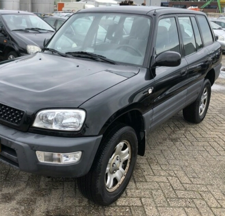 Toyota Rav4 familiar a venda 943357907