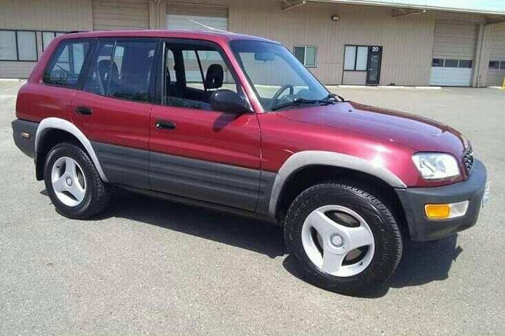 Toyota Rav4 a venda 932453628