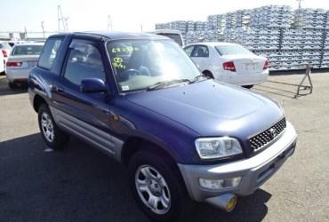 Toyota Rav4 Azul 943092331