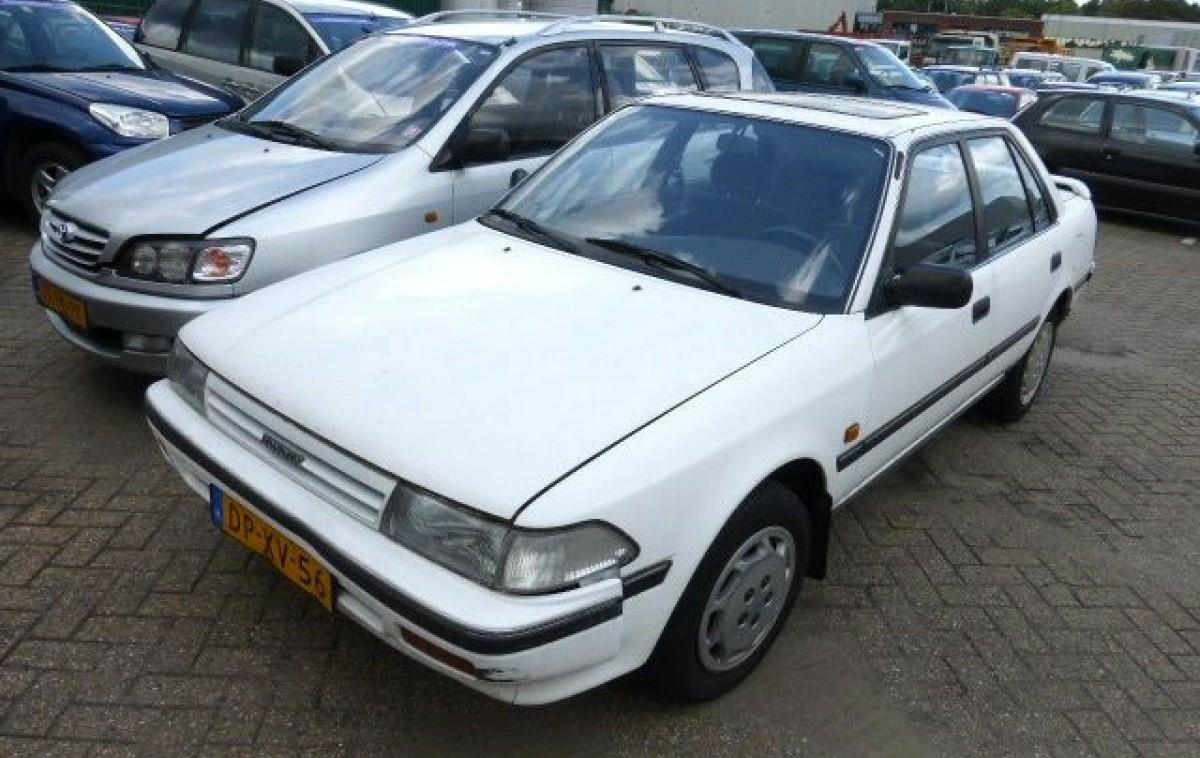 Toyota Rabo de Pato 932453628