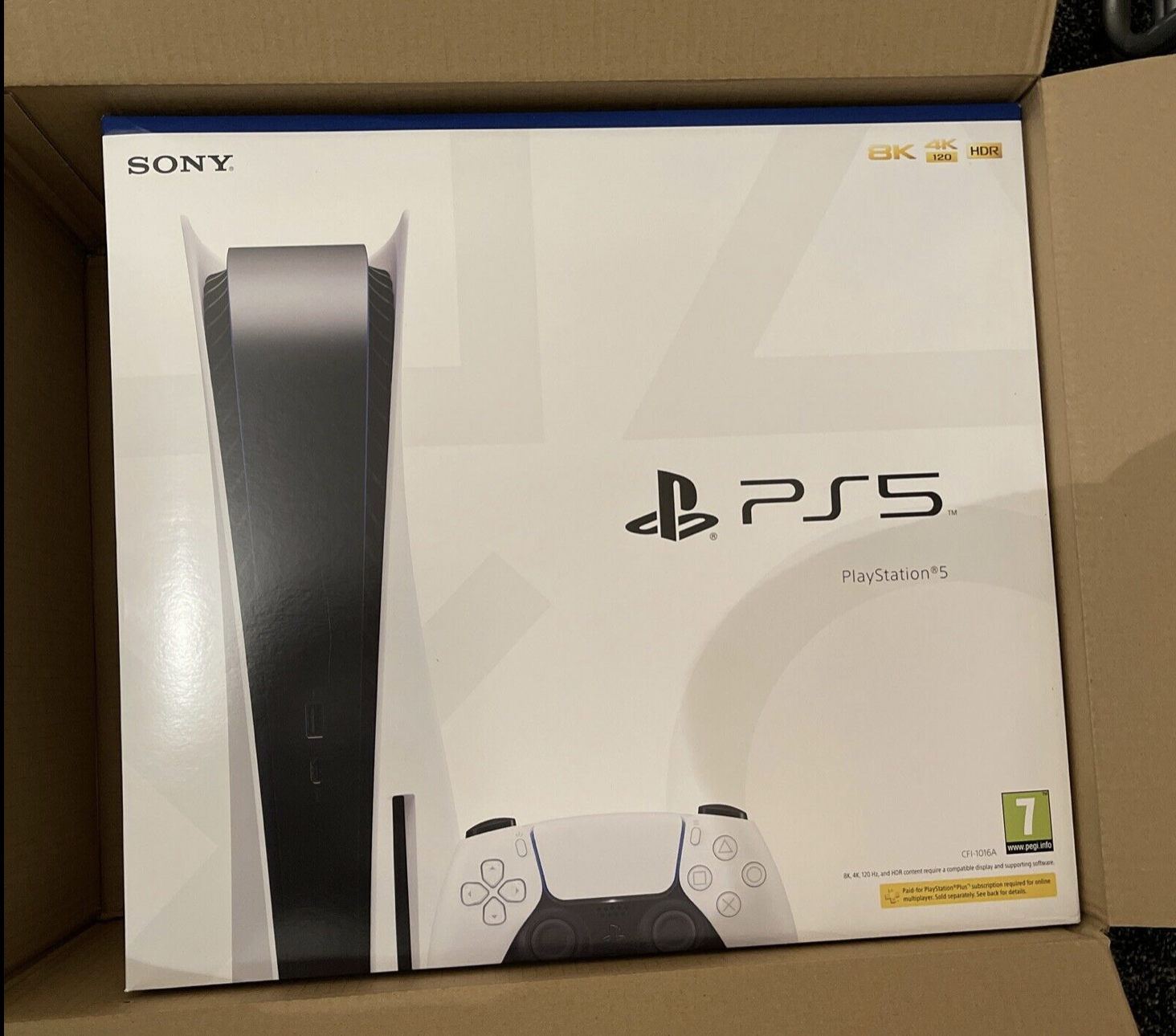 Sony PS5 Digital Edition Console