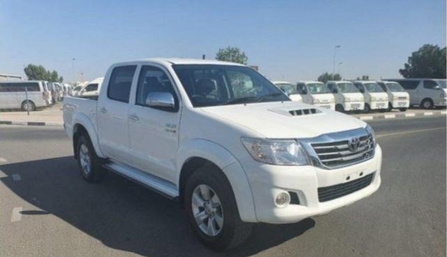 Toyota Hilux a venda