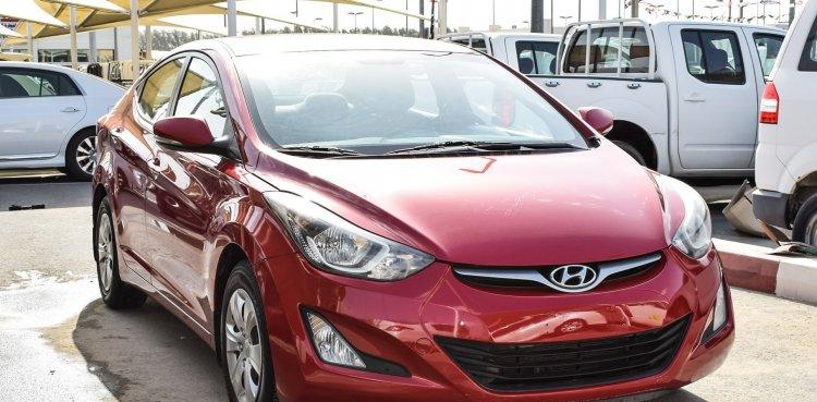 Hyundai elantra a venda