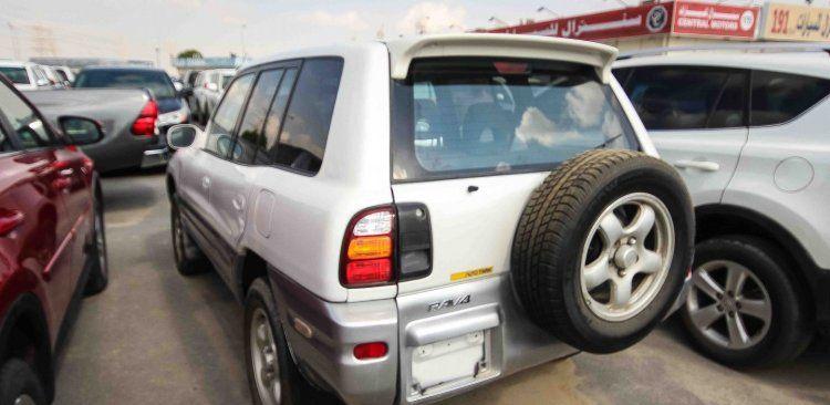 Toyota RAV4 Familiar