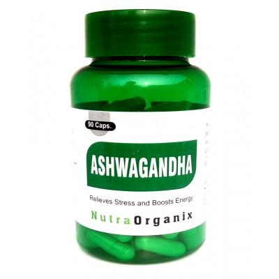 Buy Ashwagandha Capsules Online For Immune Boosting   Nutraorganix.com